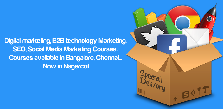 Digital Marketing Training Nagercoil